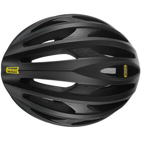 Mavic Aksium Elite Cykelhjelm Damer, black/everglade